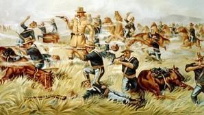 La deleznable y falsa «batalla» en la que el Séptimo de Caballería asesinó a decenas de bebés indios