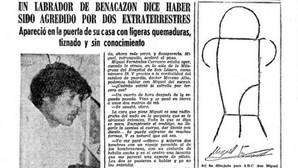 El caso del ovni de Benacazón que llegó a los juzgados