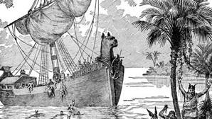 La «piedra solar», el secreto mágico de los vikingos para descubrir América