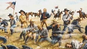 La batalla en la que el torpe Custer llevó al exterminio al 7º de Caballería
