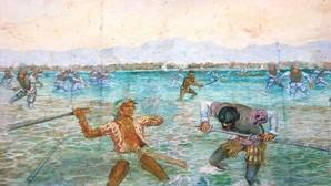 El navegante de Carlos I que murió lanceado por una tribu filipina en la primera vuelta al mundo