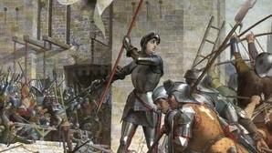 La épica batalla en la que unos pocos caballeros al mando de Juana de Arco aniquilaron a 3.000 ingleses