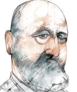 Retrato de Torres-Quevedo