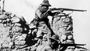 Los 16 héroes de la Legión que defendieron el «Blocao de la muerte» contra cientos de rifeños