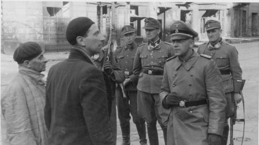 Interrogatorios durante el levantamiento
