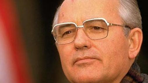 M. Gorbachov