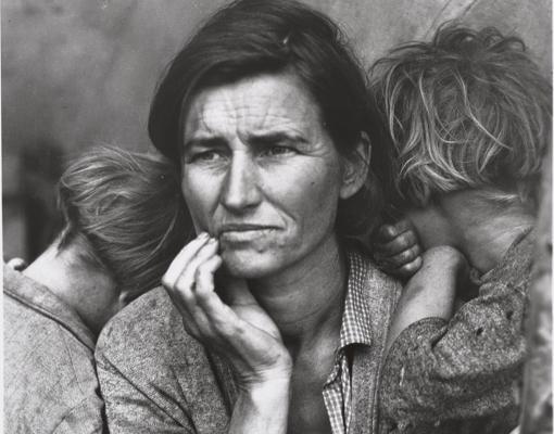 La historia detrás de las imágenes que cambiaron el mundo
