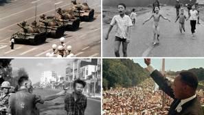 La historia detrás de las imágenes históricas
