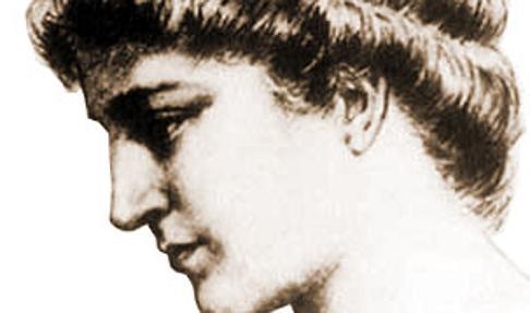 Retrato imaginario de Hipatia