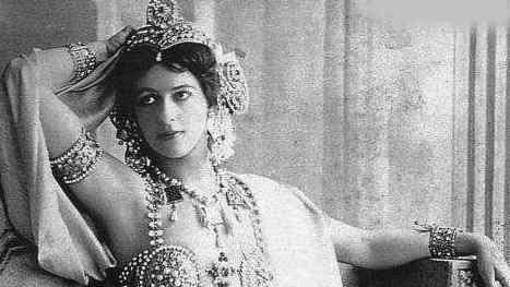 Mata Hari en 1906.