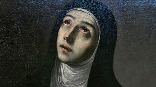 Santa Teresa de Ávila, por José de Ribera,