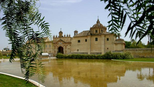 El Monasterio de Santa María de las Cuevas en La Cartuja