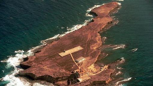 Isla de Alborán