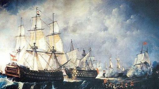 Batalla del Cabo San Vicente