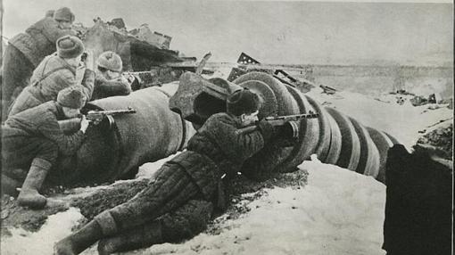 Defensa de Stalingrado