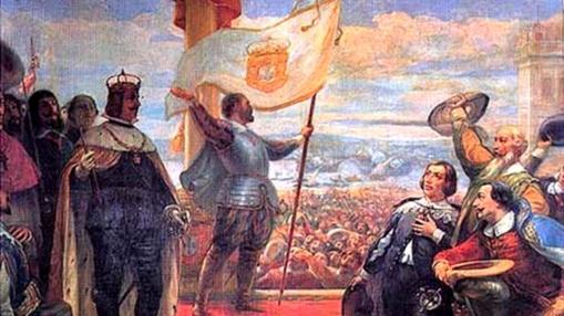 El Duque de Braganza es proclamado Rey, con el título de Juan IV de Portugal