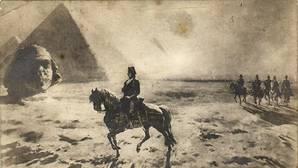 Cuando las falanges de Napoleón aniquilaron a la caballería más letal de Oriente frente a la Gran Pirámide