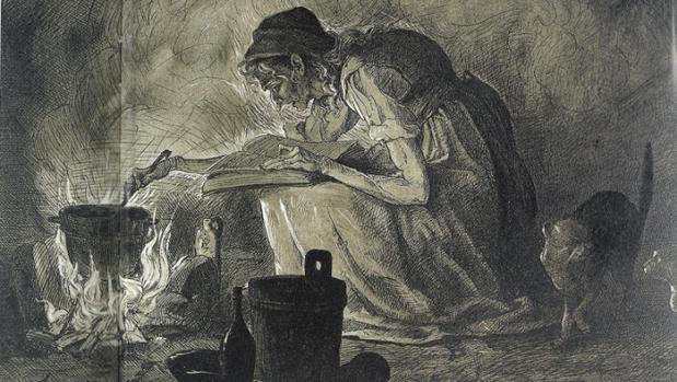 Las brujas fueron perseguidas durante el Siglo de Oro español por el Santo Oficio