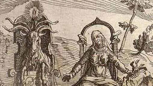 Representación de las brujas
