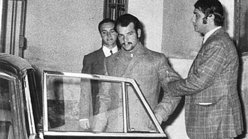 Manuel Delgado Villegas fue detenido el 18 de enero de 1971 en El Puerto de Santa María (Cádiz)