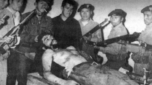 El cuerpo del Che