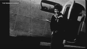 El último vídeo de Amelia Earhart, la aviadora que desapareció misteriosamente en 1937