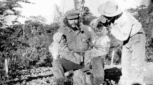 """eL """"Che"""", en Bolivia"""