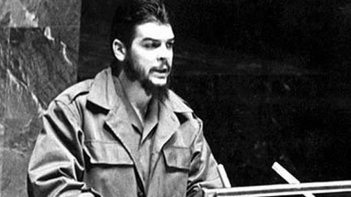 """El """"Che"""", en la ONU"""