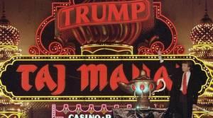 La esperpéntica «octava maravilla del mundo» que dejó en bancarrota a Donald Trump