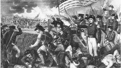 Jackson, en batalla