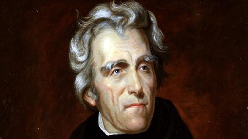 Andrew Jackson, durante la última etapa de su vida