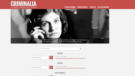 La web más grande en habla hispana sobre asesinos