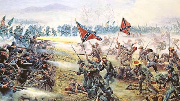 Gettysburg: la atroz batalla en la que la locura del general Lee masacró a 5.000 confederados