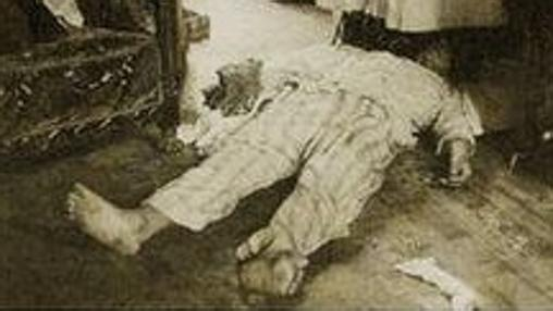Uno de las víctimas del grupo