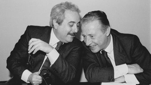 Giovanni Falcone y Paolo Borsellino