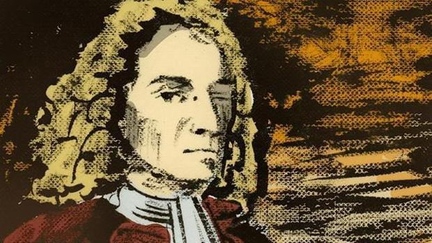 Ilustración de Blas de Lezo