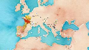 Así saqueó el Imperio romano el oro y la plata de Hispania
