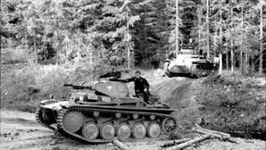 Panzer II en 1940
