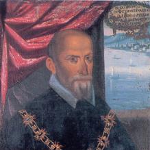 Retrato de Medina-Sidonia
