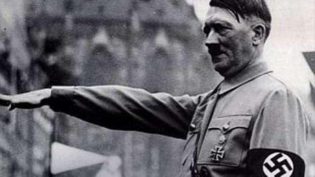 Adolf Hitler, en una imagen de archivo