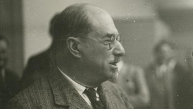 Lunacharski, en una imagen de 1930
