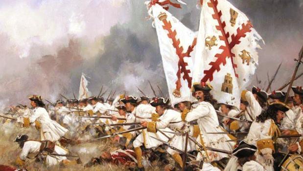 El error histórico de ERC al vincular la bandera del Imperio español en el siglo XVI con el franquismo