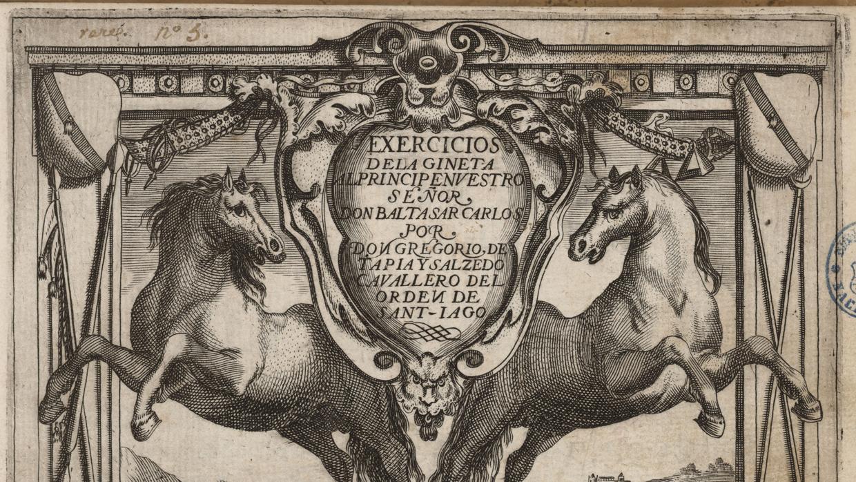 Ejercicios de la Gineta, María Eugenia de Beer
