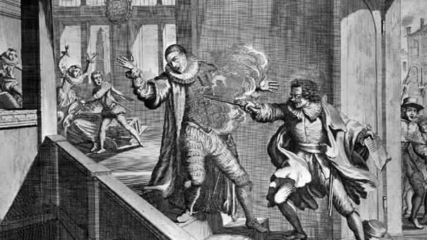 El cruel castigo reservado al asesino del mayor enemigo del Imperio español