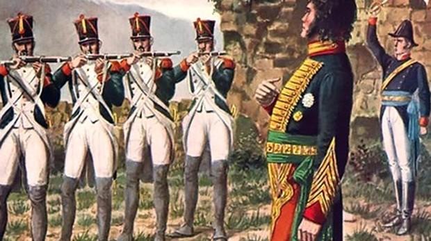 Joachim Murat: la trágica muerte del carnicero de Napoleón Bonaparte que desangró España en 1808