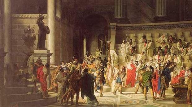 «Fellator» o «basura humana»: las acusaciones sexuales e insultos más crueles de la Antigua Roma
