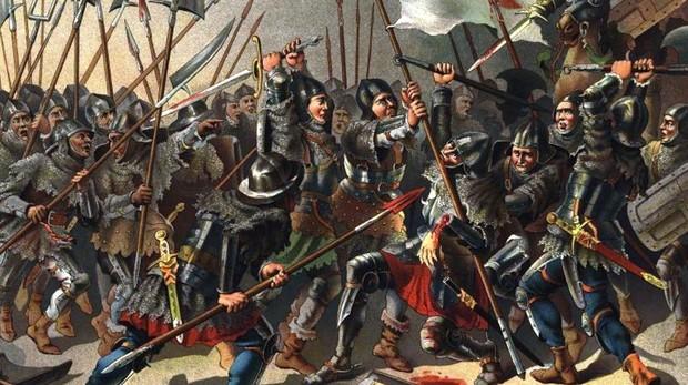 La gesta del gigantesco soldado sin brazos que desafió la forja de España por los Reyes Católicos