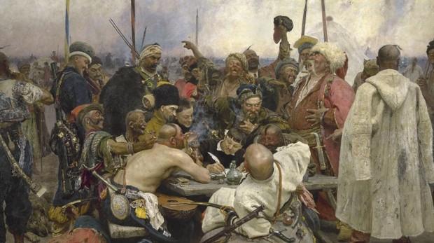 La respuesta de los cosacos