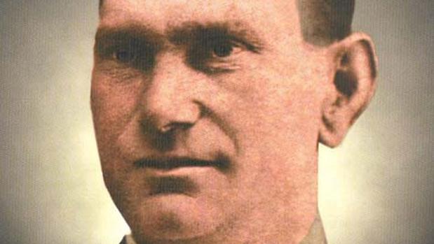 Retrato de Ceferino Giménez Malla, alias «El Pelé»