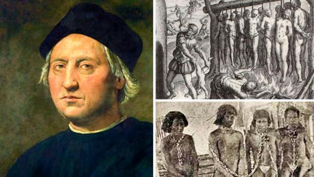 El origen del odio a Colón y a lo español en EE.UU: «El indigenismo busca lo mismo que el nacionalismo aquí»